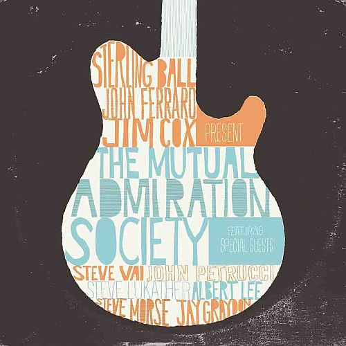 Sterling Ball, John Ferraro, Jim Cox – The Mutual Admiration Society