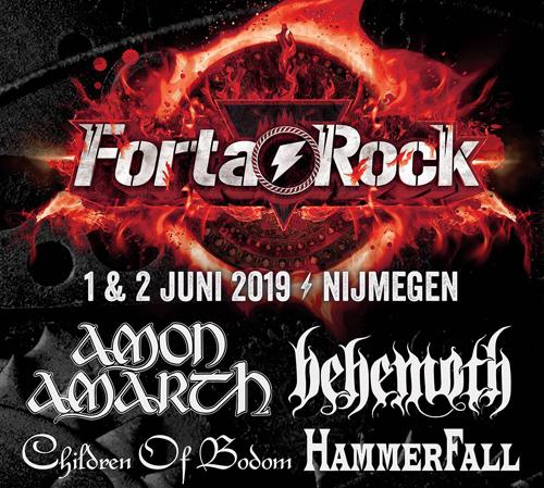 FortaRock 2019 – Napret