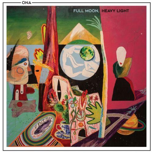 Ona – Full Moon, Heavy Light