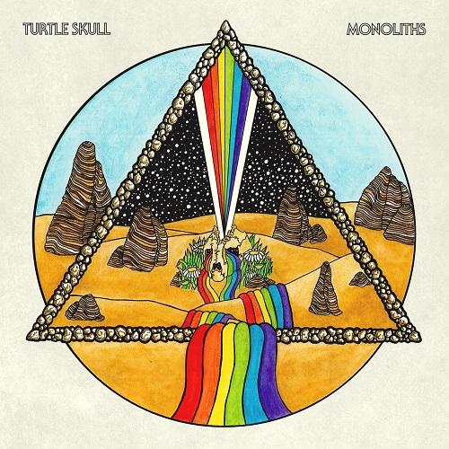 Turtle Skull – Monoliths