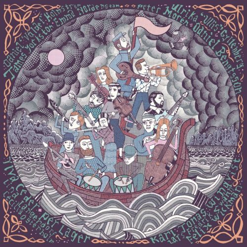 James Yorkston & The Second Hand Orchestra- The Wide, Wide River