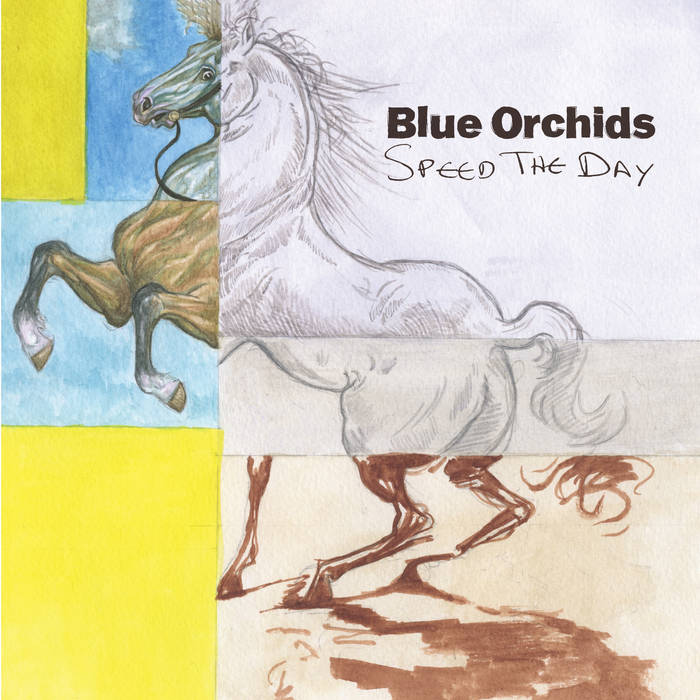 Blue Orchids – Speed the Day